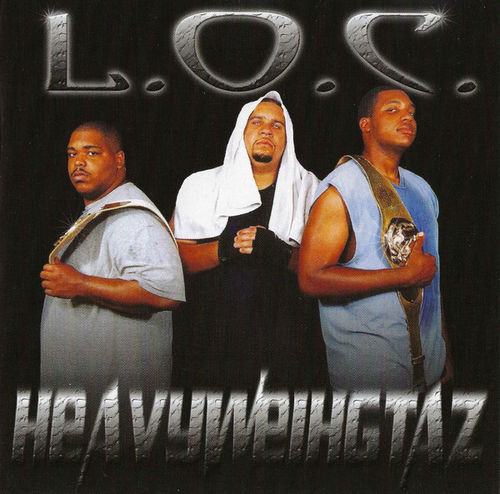 "L.O.C. ""HEAVYWEIHGTAZ"" (NEW CD)"