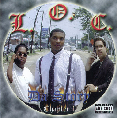"L.O.C. ""DA STORY: CHAPTER 1"" (USED CD)"