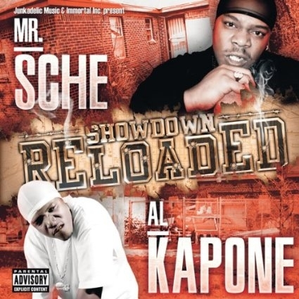 "MR. SCHE & AL KAPONE ""SHOWDOWN RELOADED"" (NEW 2CD)"