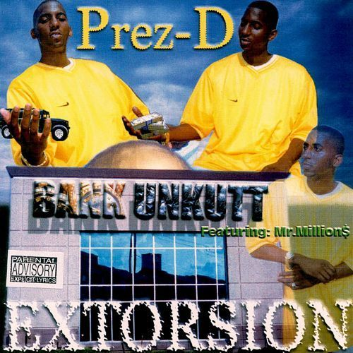 "PREZ-D ""EXTORSION"" (USED CD)"