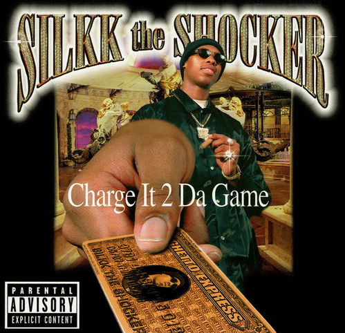 "SILKK THE SHOCKER ""CHARGE IT 2 DA GAME"" (USED CD)"
