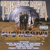 "TRIPLE SIX MAFIA ""CLUB MEMPHIS: ""UNDERGROUND VOL. 2"" (USED CD)"
