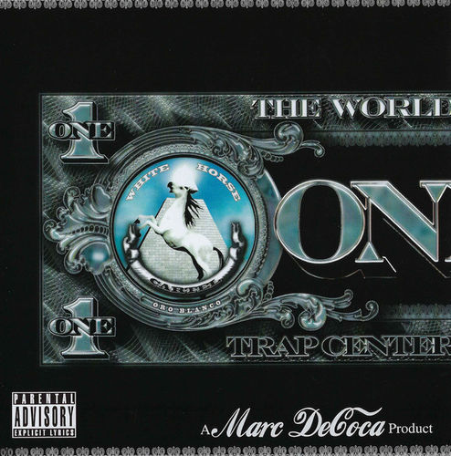 "WHITE HORSE CARTEL""THE WORLD TRAP CENTER"" (NEW CD)"