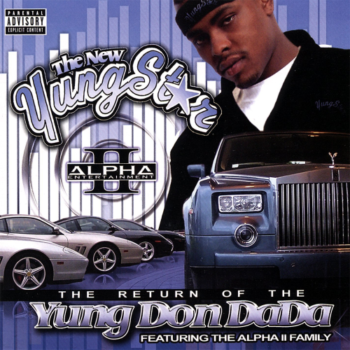 "YUNGSTAR ""RETURN OF THE YUNG DON DADA"" (USED CD)"
