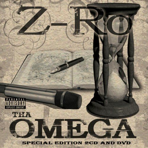 "Z-RO ""THA OMEGA"" (NEW 2-CD+DVD)"