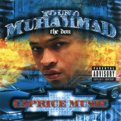 "YOUNG MUHAMMAD ""CAPRICE MUSIC"" (USED CD)"