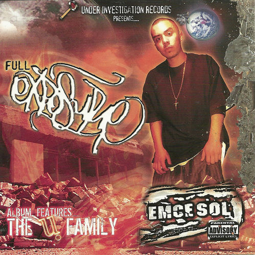 "EMCE SOL ""FULL EXPOSURE"" (USED CD)"
