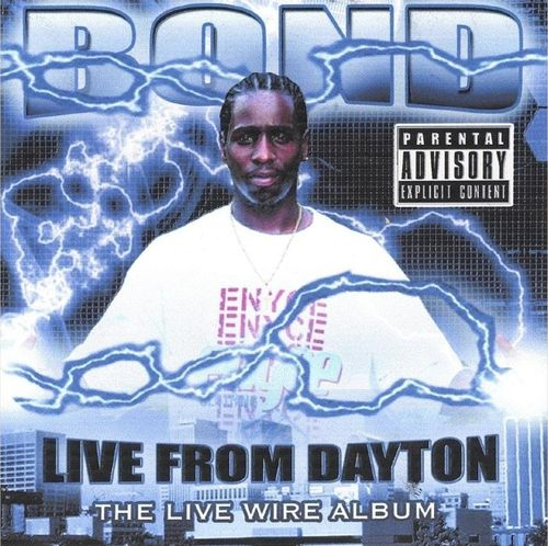 "BOND ""LIVE FROM DAYTON"" (USED CD)"