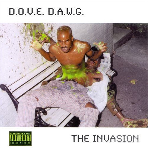 "D.O.V.E. D.A.W.G. ""THE INVASION"" (USED CD)"
