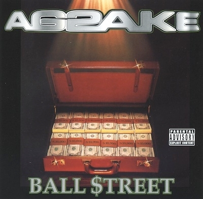 "A-G-2-A-KE ""BALL STREET"" (USED CD)"