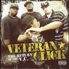 "THE VETERAN CLICK ""THE RETURN OF THE V.C."" (NEW CD)"