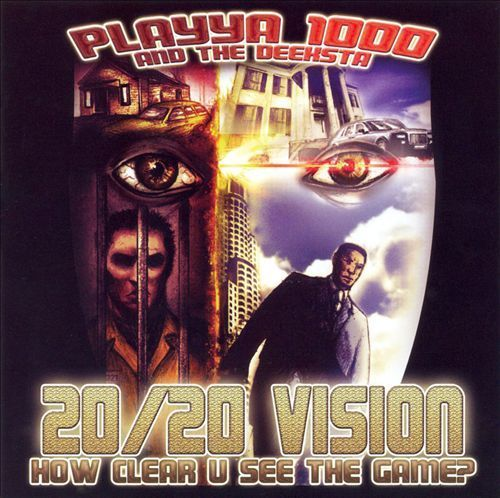 "PLAYYA 1000 AND THE DEEKSTA ""20/20 VISION"" (USED CD)"