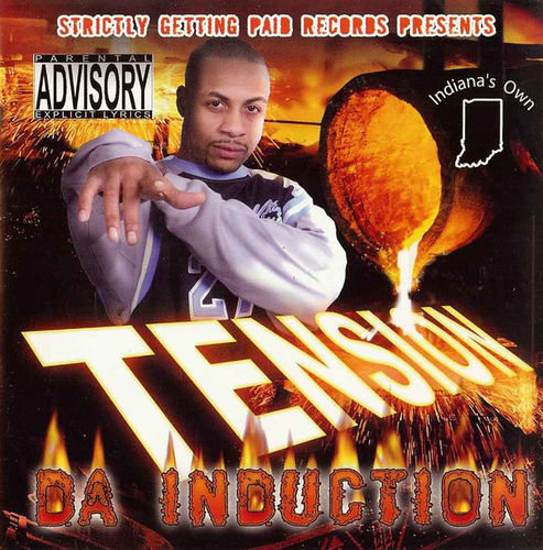 "TENSION ""DA INDUCTION"" (USED CD)"