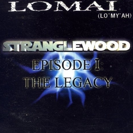 "LOMAI ""STRANGLEWOOD: EPISODE 1"" (USED CD)"
