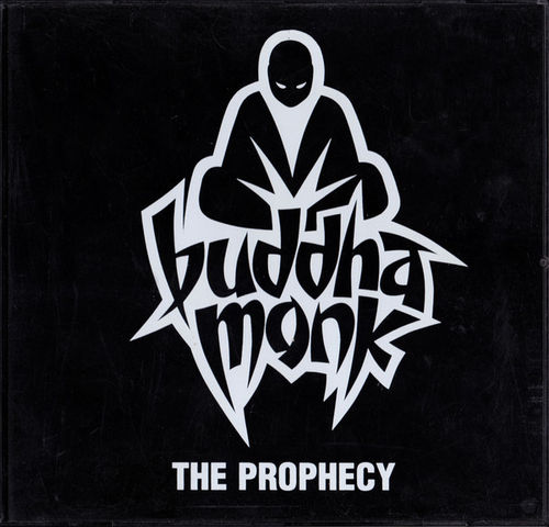 "BUDDHA MONK ""THE PROPHECY"" (USED CD)"