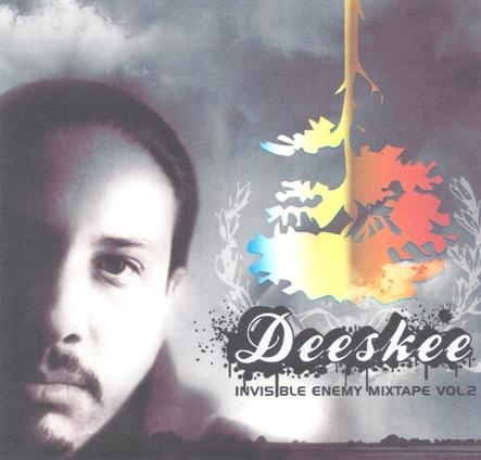 "DEESKEE ""INVISIBLE ENEMY MIXTAPE VOL. 2"" (CD)"