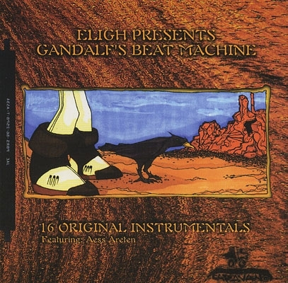 "ELIGH PRESENTS ""GANDALF'S BEAT MACHINE"" (CD)"