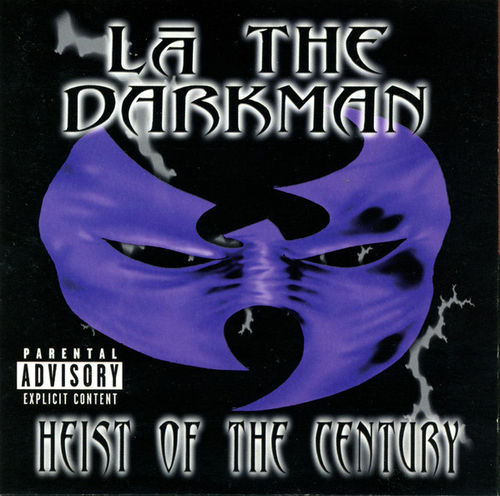 "LA THE DARKMAN ""HEIST OF THE CENTURY"" (USED CD)"