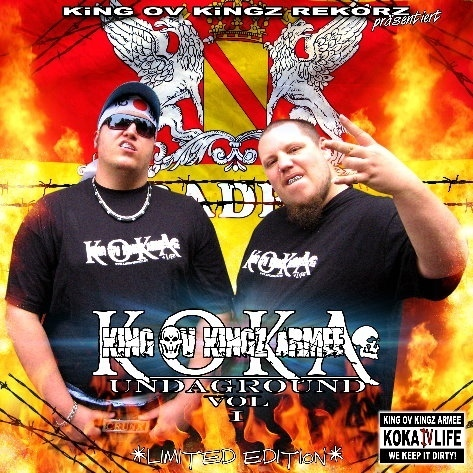 "KOKA ""UNDERGROUND VOL. 1"" (CD)"