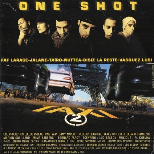 "TAXI 2 ""SOUNDTRACK"" (USED CD)"