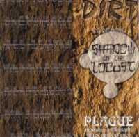 "DIRT REPRESENTING SHADOW OF THE LOCUST ""PLAGUE"" (CD)"