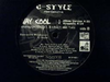 "C-STYLE PRESENTS ""WAY COOL"" (12INCH)"