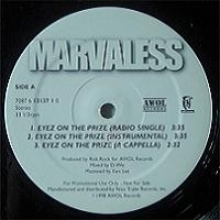 "MARVALESS ""FEARLESS"" (EP)"