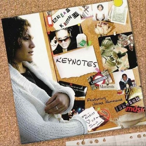 "MARIAM KRIENER ""KEYNOTES"" (NEW CD)"