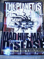"DR. OOP ""MAD HUE-MAN DISEASE"" (POSTER)"