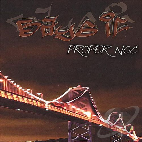 "BAYSIC ""PROPER NOC"" (USED CD)"