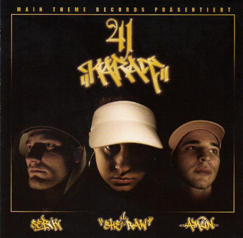 "MAIN THEME RECORDS ""41 KARAT"" (USED CD)"