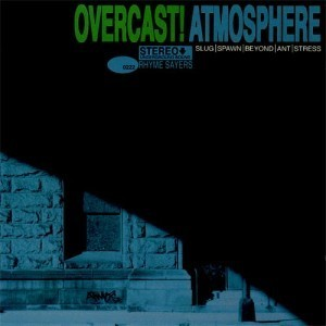 "ATMOSPHERE ""OVERCAST!"" (USED CD)"
