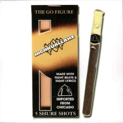 "HIGHRUALLAHZ ""5 SHURE SHOTS"" (USED CD)"