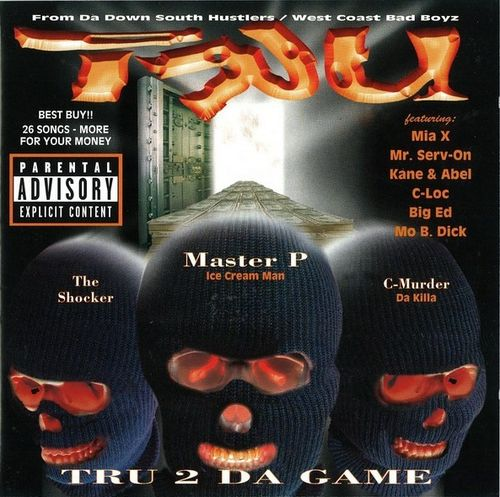 "TRU ""TRU 2 DA GAME"" (USED 2-CD)"