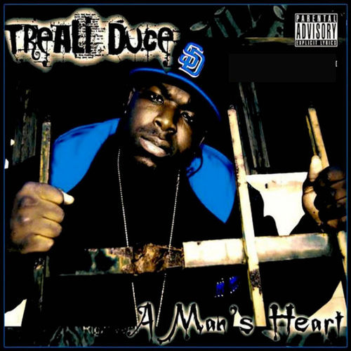 "TREALI DUCE ""A MAN'S HEART"" (NEW CD)"