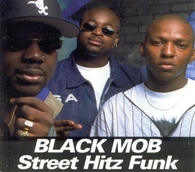 "BLACK MOB ""STREET HITZ FUNK"" (USED CD)"