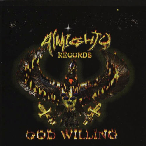 "ALMIGHTY RECORDS ""GOD WILLING"" (NEW CD)"