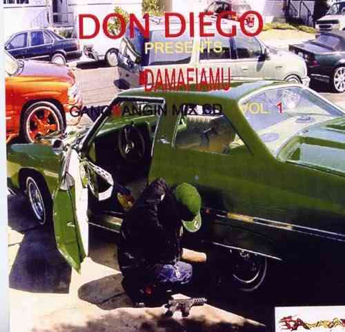 "DON DIEGO ""DAMAFIAMU"" (NEW CD)"