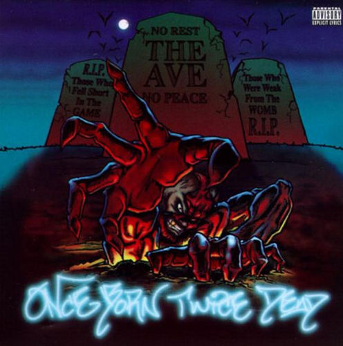 "THE AVE ""ONCE BORN TWICE DEAD"" (USED CD)"
