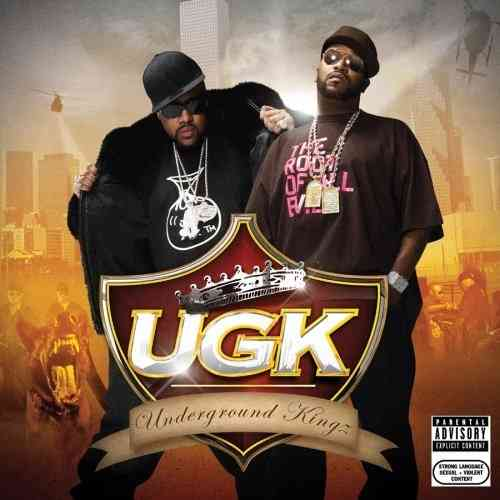 "UGK ""UNDERGROUND KINGZ: LIMITED EDITION"" (USED 2CD+DVD)"