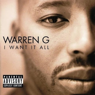 "WARREN G ""I WANT IT ALL"" (USED CD)"