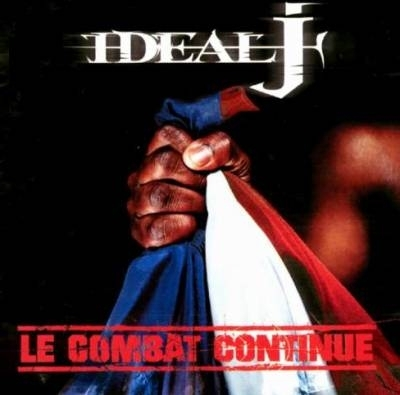 "IDEAL J ""LE COMBAT CONTINUE"" (CD)"