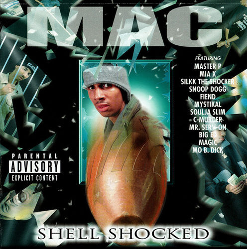 "MAC ""SHELL SHOCKED"" (USED CD)"