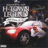 "GANXSTA NIP ""H-TOWN LEGEND"" (NEW CD)"