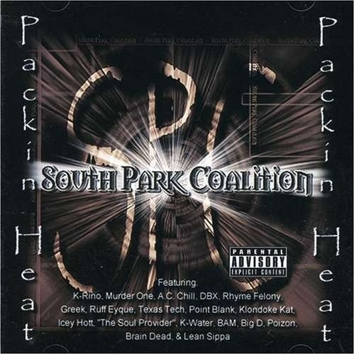 "SOUTH PARK COALITON ""PACKIN HEAT"" (USED CD)"