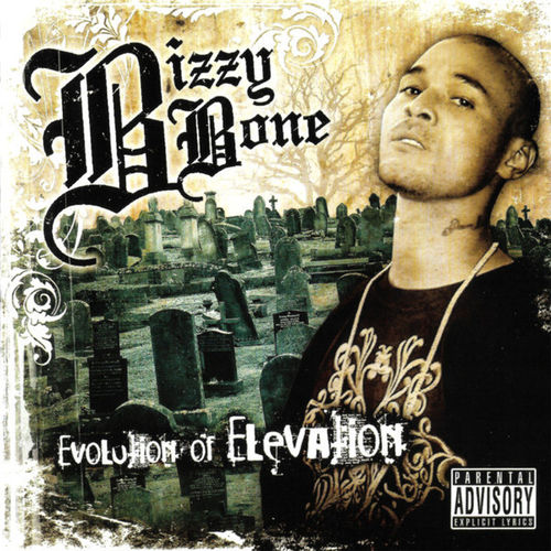 "BIZZY BONE ""EVOLUTION OF ELEVATION"" (NEW CD)"