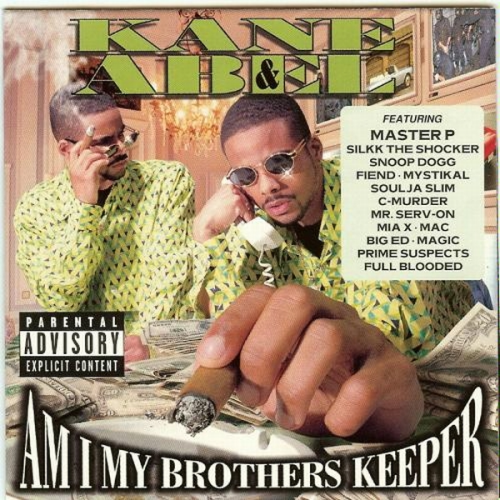 "KANE & ABEL ""AM I MY BROTHERS KEEPER"" (USED CD)"