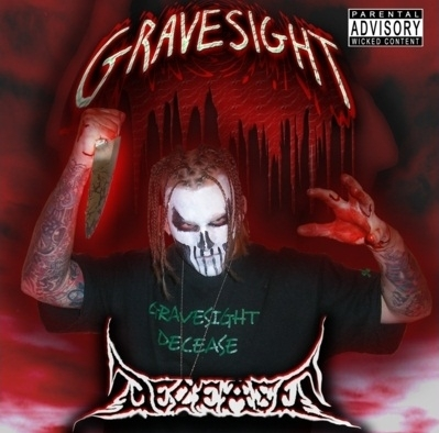 "GRAVESIGHT ""DECEASE"" (NEW CD)"