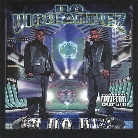 "DA VIGILANTIEZ ""ON DA RIZE"" (USED CD)"