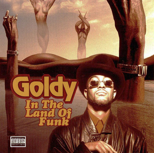 "GOLDY ""IN THE LAND OF FUNK"" (USED CD)"